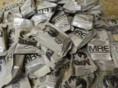 MREs and Freeze-Dried Food 62118: Lot Of 4 Military Meal Ready To Eat (Mre) Hunting,Fishing,Camping -> BUY IT NOW ONLY: $515.99 on eBay!