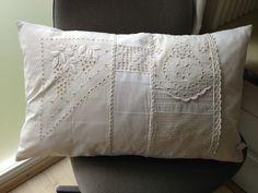 Mormors sengetøj.