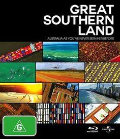 Great Southern Land Blu Ray   Blu-ray   ABC Shop