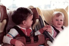 Theory Of Evolution, Child Safety, Back In The Day, Vintage Children, Baby Items, Baby Car Seats, Retro, Friends, Vintage Kids
