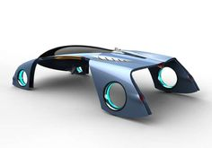 40 Crazy Concept Cars - These Unusual Concept Cars Give a Glimpse into the Future (TOPLIST)