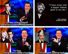 16 Moments On The Colbert Report That Prove Hes A Bigger Nerd Than You