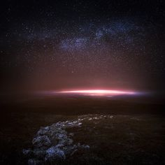 Foto do céu a noite, night sky, stars