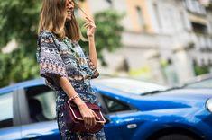 Milan Fashion Week Spring 2014 Street Style - Milan Fashion Week Spring 2014 Street Style, Day 3