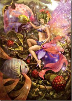 Fish fairy