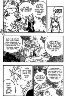 Fairy Tail - Chapter 426 - 7