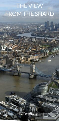 A guide to visiting the Shard, London with information on prices and entry times