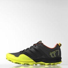 adidas Kanadia 7 Trail Shoes - Black | adidas Asia/Middle East