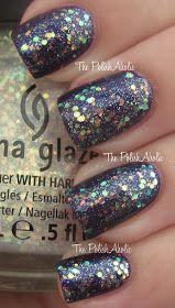 8 bästa bilderna på < Glitter Bordo | naglar, nagelgel