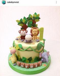 Cake by moist