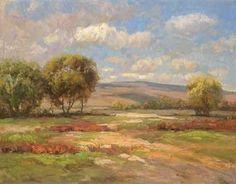 Autumn Meadow by Daniel Carson