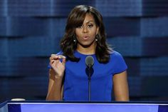 Transcript & Video: The Michelle Obama Speech That Brought Down The House At The DNC