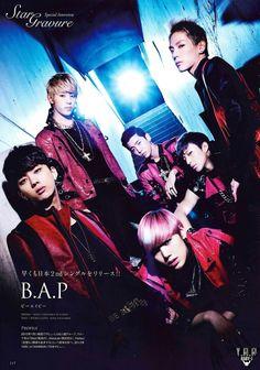 B.A.P New Album Wallpaper