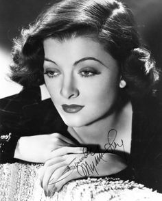 Myrna Loy                                                                                                                                                                                 More