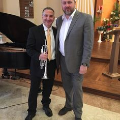 Easter Sunday with Ernest Buckley and Michael Klein