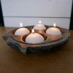 Unique Stone Indian Idle Dish Perfect As An Unusual Candle Indian Breakfast, Breakfast Dishes, Egg Holder, Tat, Dips, Im Not Perfect, Great Gifts, Candle Holders, Candles