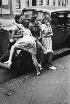 New York 1939  photo: Helen Levitt