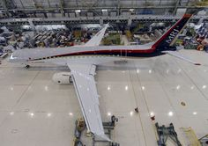 First Japanese passenger jet in 4 decades rolling out
