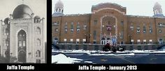 Jaffa Mosque, Altoona, PA  Tommy Dorsey played here with many others back in the day!