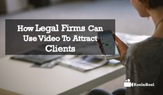Legal Firms - creating informative videos with a call to action is an excellent method of reaching the right audience. Gopro Video, Seo News, Call To Action, New Market, Marketing And Advertising, Attraction, Videos
