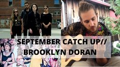 Monthly Catch-up: September 2015 Edition // Brooklyn Doran