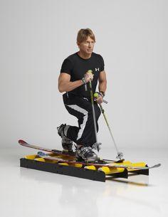 The TeleManiac | Telemark Skiing | Fitness Training Equipment | Telemaniac