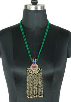 Antique Afghan Necklace design 10 – Desically Ethnic