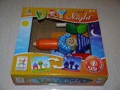 Day and Night van SmartGames: beschrijving door Villa speelmama