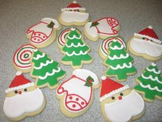 christmas treats | Reading Frenzy: Holiday Traditions: Christmas Cookies