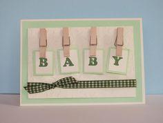 Babykarte, Stempelschrift von TCM