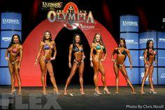 Olympia Bikini 2015 winners