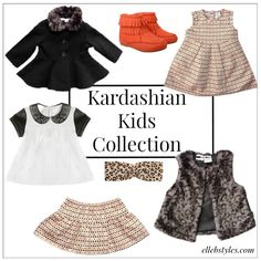 Check out my favorites from the Kardashian Kids Collection | Elle B Styles