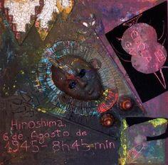 Arte Moderna & Contemporânea: Hiroshima 6 de Agosto de 1945 - 8h45min
