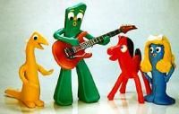 Gumby watch this with my brother micheal one of his favorite shows.