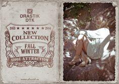 Postcard Drastik