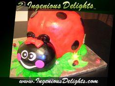Party Cakes - Ingenious Delights LLC
