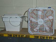 Ingenious Homemade Air Conditioner Ideas