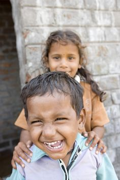 August 2nd is Raksha Bandhan - a day to honor the bond between siblings. These two SOS siblings from Dharamshala will definitely be celebrating the day!
