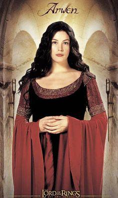 Arwen Lotr, Aragorn, Legolas, Gotham, Arwen Undomiel, Female Elf, Tauriel, Hair Images, Middle Earth