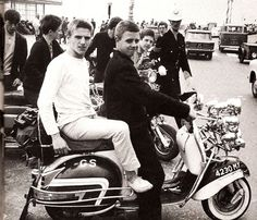 Steve Barrow - original 1960s mod authority and founder of the Blood and Fire label.