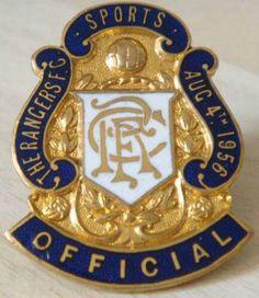 Rangers Football, Rangers Fc, Football Soccer, Glasgow, Badges, Flags, Legends, Club, Band