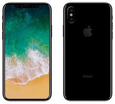 iPhone X ! Happy birthday Apple ! Nouveauté Apple avec la reconnaissance faciale du téléphone pour déverrouiller l'écran ! Superbe design iPhone 10 ! #iphone10,