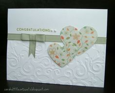 Sarah's Little Snippets: Congratulations