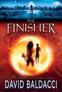 The Finisher by David Baldacci: Book Review, Interview, and Giveaway