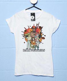 Ball Fondlers Womens T Shirt - White / 6-8