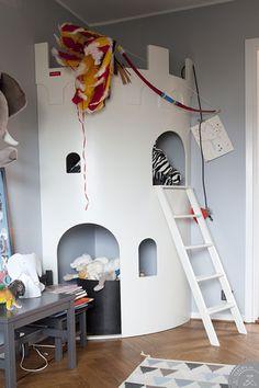 Kinderkamers van stylist Sanna Fischer
