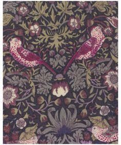 Strawberry Thief, G, Liberty Fabric. Shop more Liberty Art Fabrics at Liberty.co.uk