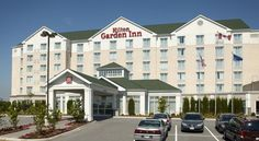 Hilton Garden Inn Toronto/Ajax Ajax Located off Highway 401 in Ajax, Ontario, this hotel offers convenient facilities and services for a restful stay just minutes from a variety of restaurants, shopping and fine golf courses.