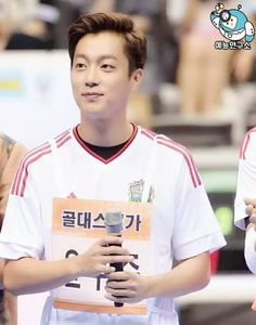 Dujun - Beast 150811 Idol Star Athletics Championships