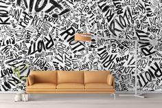 Wall Mockup - Sticker Mockup Vol 18 by Creative Interiors on @creativemarket